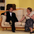 Blithe Spirit - picture by Graham Silvester