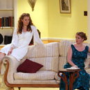 Blithe Spirit - Ruth and Elvira - picture by Graham Silvester