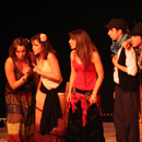 Carmen Ensemble - picture by Graham Silvester