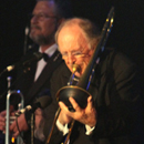 Chris Barber - picture by Graham Silvester