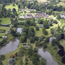 Hever Aerial - picture Courtesy of Hever Castle