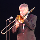 Trombone Player - picture by Graham Silvester