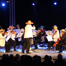 Last Night of Proms - With Hats - picture by Graham Silvester