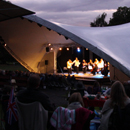 Last Night of Proms - View from Picnics - picture by Graham Silvester