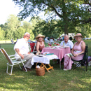 Picnic - picture by Graham Silvester